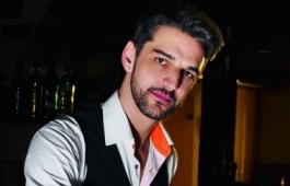 Felix mit Carajillo, Piranha Tapas Bar, Chur